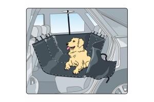 Автогамак Kleinmetall Allside Classic для задних сидений с защитой дверей