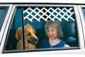 Решетка для окна автомобиля большая