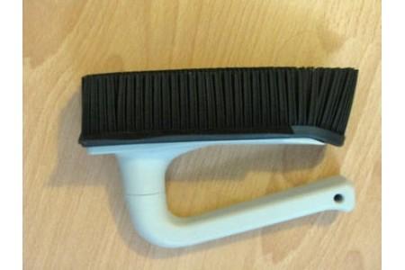 Щетка резиновая V7 с ручкой