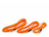 Корда следовая 10 м оранжевая