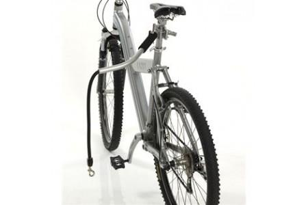 Велоспрингер (буксировочное устройство для велосипеда) Cycleash