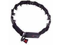 Пластинчатый строгий ошейник NECK-TECH SPORT c замком ClicLock