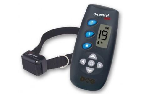 Электронный дрессировочный ошейник d-control 400