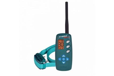 Электронный дрессировочный ошейник d-control 1500 mini