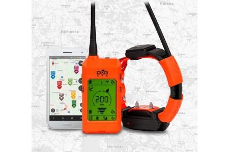 Поисковая GPS система Dogtrace DOG GPS X30T с дрессировкой