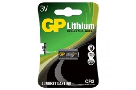 Батарейка GP CR2